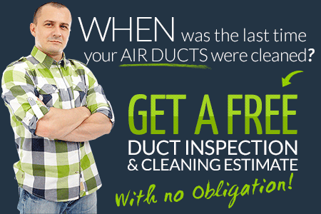Free Air Duct Inspection